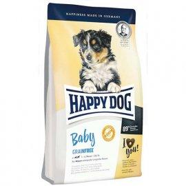 Happy Dog BABY GRAINFREE корм беззерновой для щенков до 6 месяцев, ПТИЦА и ЯГНЕНОК