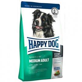 Happy Dog (Хэппи Дог) FIT & WELL MEDIUM ADULT (ФИТ & ВЕЛЛ МЕДИУМ ЭДАЛТ) корм для собак средних пород