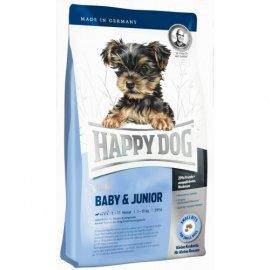 Happy Dog MINI BABY & JUNIOR (БЕЙБИ МИНИ ЮНИОР) корм для щенков малых пород