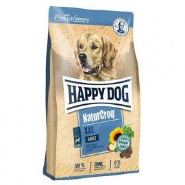 Happy Dog (Хэппи Дог) NATUR CROQ ADULT XXL (НАТУР КРОК ЭДАЛТ XXL) корм для собак крупных и гигантских пород, 15 кг