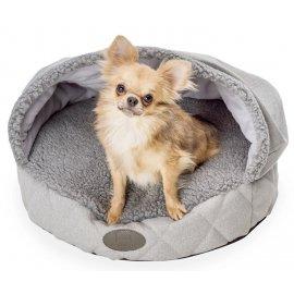 Harley & Cho COVER лежак c капюшоном для собак и кошек