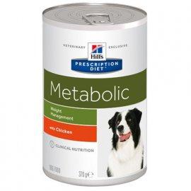 Hill's Prescription Diet Metabolic лечебные консервы для собак, 370 г