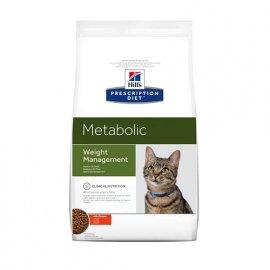 Hill's Prescription Diet Metabolic Weight Management корм для кошек курицей