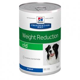 Hill's Prescription Diet r/d Weight Reduction лечебные консервы для собак, 350 г