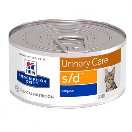 Hill's Prescription s/d Diet Urinary Care лечебные консервы для кошек