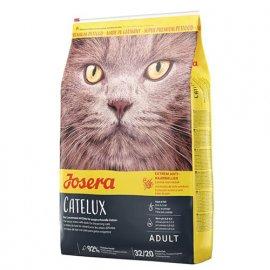Josera CATELUX корм для котов от образования комков шерсти