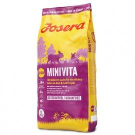 Josera MINIVITA корм для взрослых собак, 0,9 кг