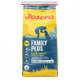 Josera FAMILY PLUS корм для щенков, беременных и лактирующих сук