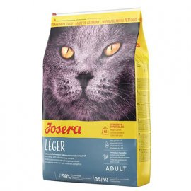 Josera LEGER корм для малоактивных и стерилизованных котов