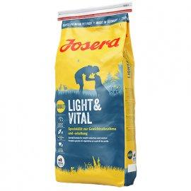 Josera LIGHT & VITAL корм для собак с лишним весом