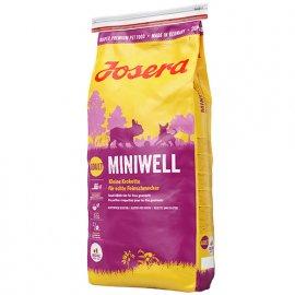 Josera MINIWELL сухой корм для собак мелких пород