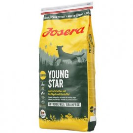 Josera YOUNG STAR сухой корм для щенков средних и крупных пород