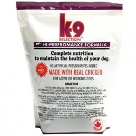 K9 Selection PERFORMANCE корм для активных собак всех пород КУРИЦА