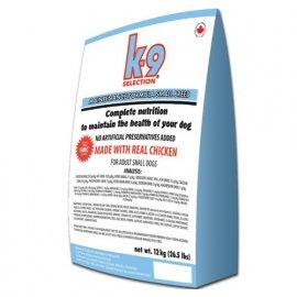 K9 Selection SMALL BREED MAINTENANCE сухой корм для взрослых собак мелких пород
