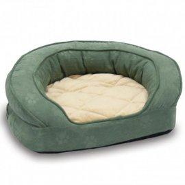 K&H Deluxe Ortho Bolster Sleeper ортопедический лежак для собак (4416)