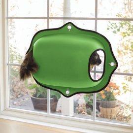 K&H EZ Mount Window Pod спальное место-домик на окно для котов