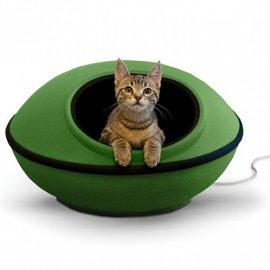 K&H Thermo-Mod Dream Pod лежак-домик с электроподогревом для котов