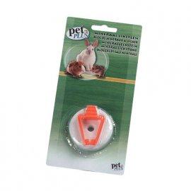 Flamingo (Фламинго) MINERAL LICKSTONE Минеральный камень для грызунов, 5х5х1,2 см