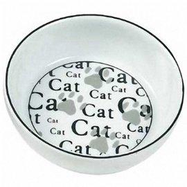 Flamingo CAT миска для котов, керамика (50776)
