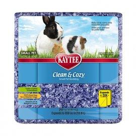 Kaytee (Кейти) CLEAN&COZY PURPLE (КЛИН КОЗИ ФИОЛЕТОВЫЙ) подстилка для грызунов, целлюлоза