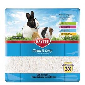 Kaytee (Кейти) CLEAN&COZY WHITE (КЛИН КОЗИ БЕЛЫЙ) подстилка для грызунов, целлюлоза
