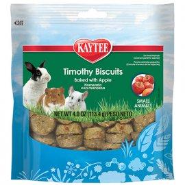 Kaytee (Кейти) TIMOTHY APPLE (ТИМОТИ С ЯБЛОКОМ) лакомство для грызунов, 114 г