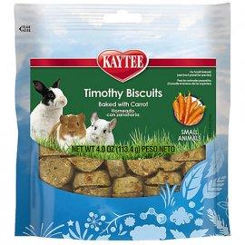 Kaytee (Кейти) TIMOTHY CARROT (ТИМОТИ С МОРКОВКОЙ) лакомство для грызунов, 114 г