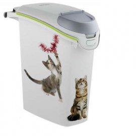 Curver (Курвер) PetLife Food Box 23 L (10 кг) - Контейнер для хранения корма для кошек