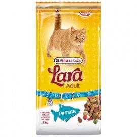 Lara ADULT SALMON сухой корм для котов ЛОСОСЬ