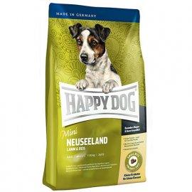Happy Dog (Хеппи дог) SUPREME MINI NEUSEELAND (СУПРИМ МИНИ ЯГНЕНОК И РИС) корм для взрослых собак мелких пород