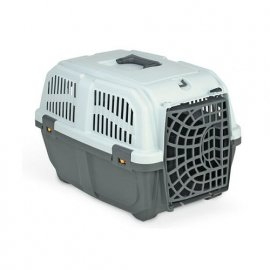 MPS SKUDO-1 PLASTIC GREY переноска для собак и кошек до 12 кг