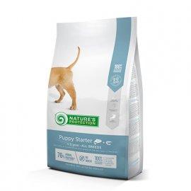 Natures Protection (Нейчез Протекшин) PUPPY STARTER (СТАРТЕР КУРИЦА И РИС) корм для лактирующих сук и щенков от 4 до 12 недель