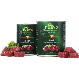 Nuevo ADULT BEEF консервы для взрослых собак (говядина)