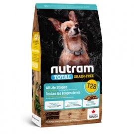 Nutram T28 Total Grain-Free SALMON & TROUT SMALL BREED (ЛОСОСЬ И ФОРЕЛЬ) беззерновой корм для собак малых пород