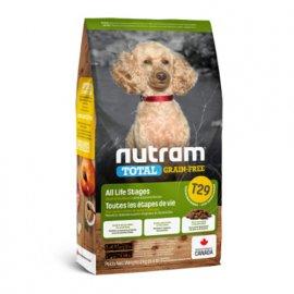 Nutram T29 Total Grain-Free LAMB & LENTILS SMALL BREED (ЯГНЕНОК И ЧЕЧЕВИЦА) беззерновой корм для собак малых пород