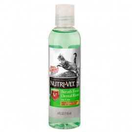 Nutri-Vet (Нутри Вет) BREATH FRESH - СВЕЖЕЕ ДЫХАНИЕ для кошек, 118 мл