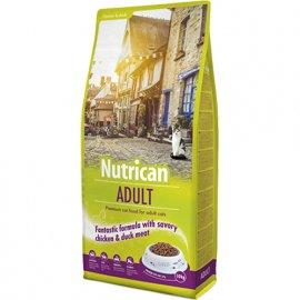 Nutrican ADULT CAT корм для взрослых кошек