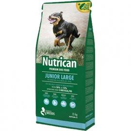 Nutrican JUNIOR LARGE корм для щенков крупных пород