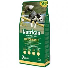 Nutrican PERFORMANCE корм для активных собак всех пород