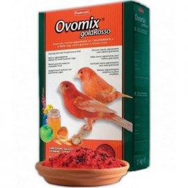 Padovan (Падован) Ovomix Gold Rosso дополнительный корм для зерноядных птиц, 300 г