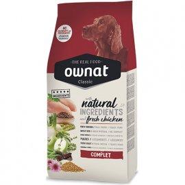 Ownat Classic COMPLET корм для взрослых собак всех пород КУРИЦА