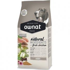 Ownat Classic LIGHT корм для собак с избыточным весом КУРИЦА