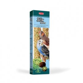 Padovan (Падован) STIX HERBS лакомые палочки для волнистых попугаев и маленьких экзотических птиц, 80 г