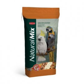 Padovan (Падован) NATURALMIX PAPPAGALLI Основной корм для крупных попугаев, 18 кг