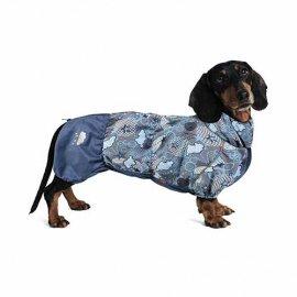 Pet Fashion ПАТРИК ДОЖДЕВИК одежда для собак (породы такса)