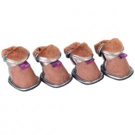 Pet Fashion КРОСС Ботинки утепленные для собак