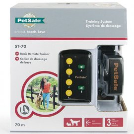 PetSafe Basic REMOTE TRAINER електронный ошейник для собак, до 70 м