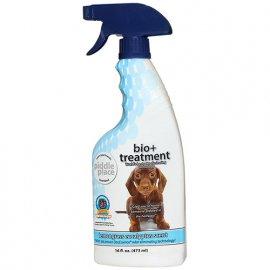 PetSafe PIDDLE PLACE BIO+ TREATMENT SPRAY уничтожитель запаха для собачьего туалета, 473 мл