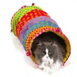 Petstages (Петстейджес) Cat Cuddle Toy - КОШАЧИЙ ТОННЕЛЬ игрушка для кошек