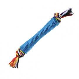 Petstages ORKA STICK игрушка для собак ПАЛОЧКА С КАНАТИКОМ, 18 см